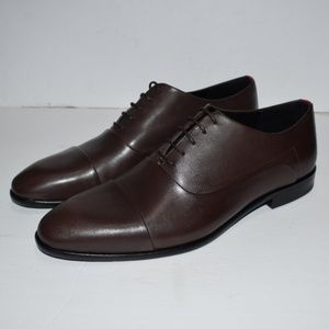 Hugo Boss Dress Appeal Leather Oxford Size 9.5